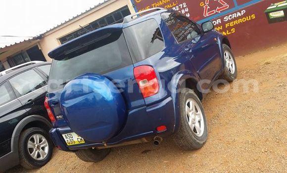 Buy Used Toyota RAV4 Blue Car in Manzini in Swaziland