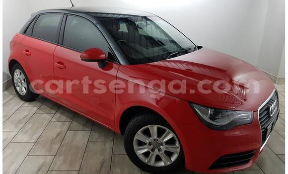 Buy Used Audi A1 Red Car in Manzini in Manzini