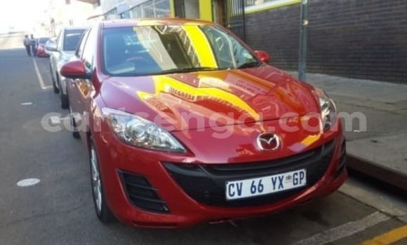 Buy Used Mazda 3 Red Car in Mbabane in Manzini