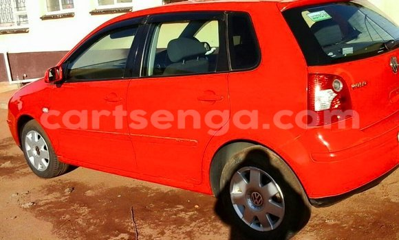 Buy Used Volkswagen Polo Red Car in Manzini in Swaziland