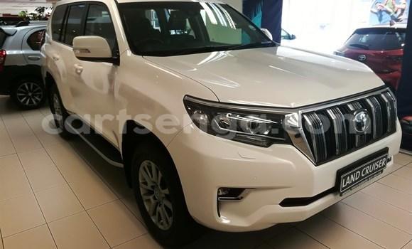 Buy Used Toyota Prado White Car in Manzini in Manzini