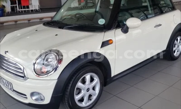 Buy Used MINI Cooper White Car in Bhunya in Manzini