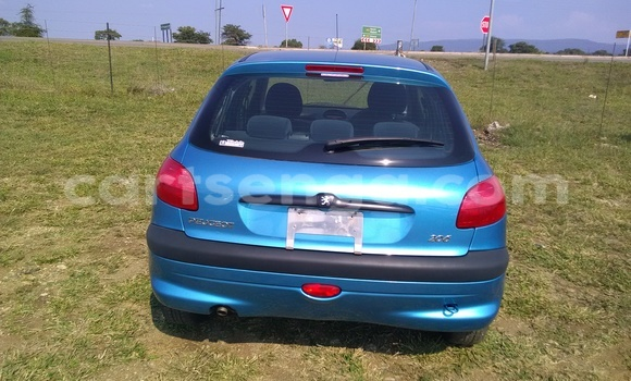 Buy Peugeot 206 Blue Car in Manzini in Swaziland