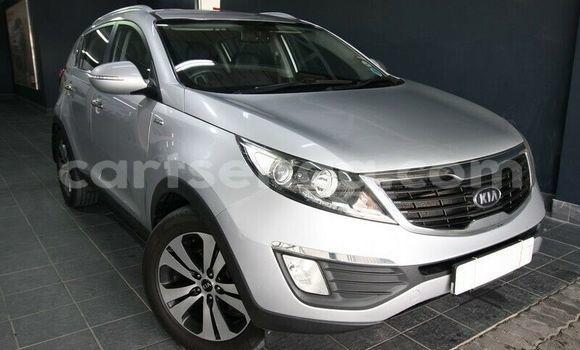 Buy Used Kia Sportage Silver Car in Ezulwini in Hhohho