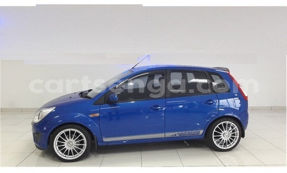 Buy Used Ford Fiesta Blue Car in Ezulwini in Hhohho