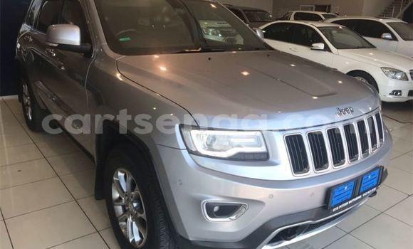 Buy Used Jeep Grand Cherokee Silver Car in Ezulwini in Hhohho