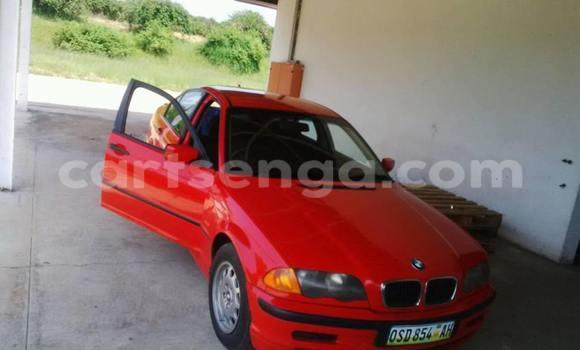 Buy BMW 3-Series Red Car in Manzini in Swaziland