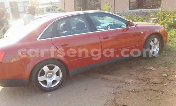 Buy Used Audi A4 Red Car in Manzini in Swaziland