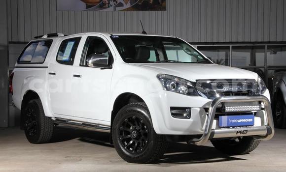 Buy Used Isuzu KB White Car in Mbabane in Manzini