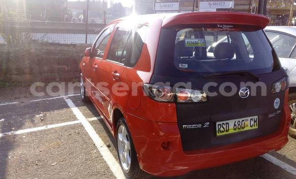 Buy Mazda 2 Red Car in Manzini in Swaziland