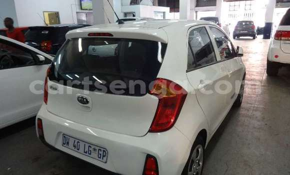 Buy Used Kia Picanto White Car in Ezulwini in Hhohho
