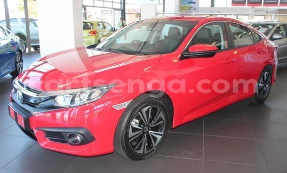 Buy Used Honda Civic Red Car in Manzini in Manzini