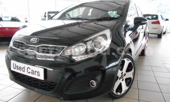 Buy Used Kia Rio Black Car in Manzini in Manzini