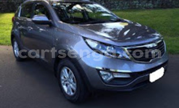 Buy Used Kia Sportage Silver Car in Manzini in Swaziland