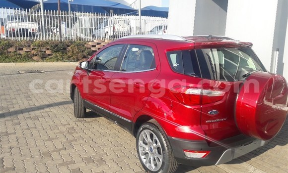Buy Used Ford EcoSport Red Car in Manzini in Manzini