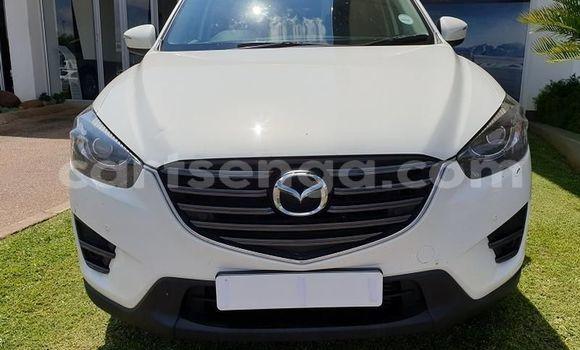 Buy Used Mazda CX-5 White Car in Big Bend in Lubombo District