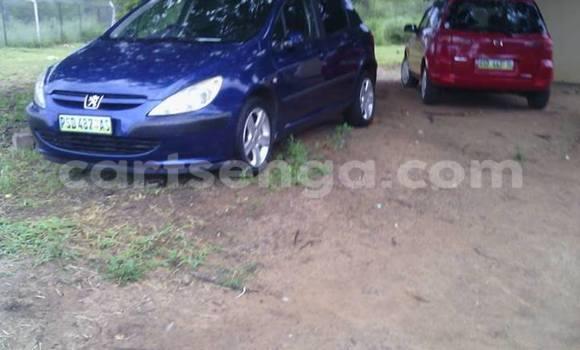 Buy Peugeot 307 Blue Car in Manzini in Swaziland