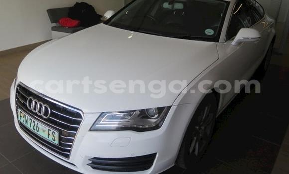Nunua Ilio tumika Audi A7 White Gari ndani ya Manzini nchini Manzini