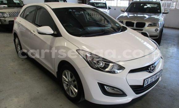 Buy Used Hyundai i30 White Car in Manzini in Manzini