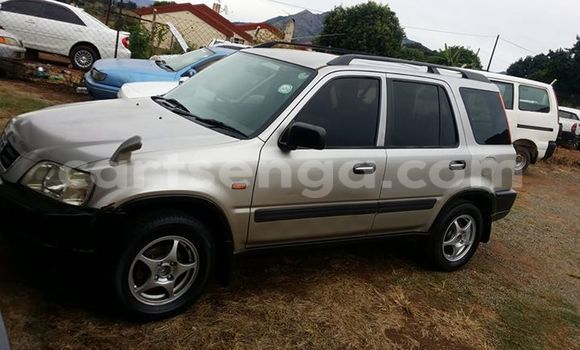 Buy Honda CR-V Silver Car in Manzini in Swaziland