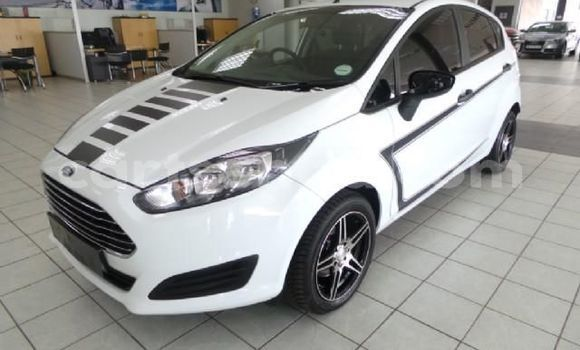 Buy Used Ford Fiesta White Car in Manzini in Manzini