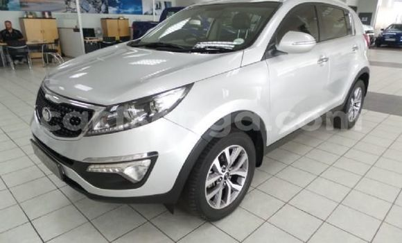 Buy Used Kia Sportage Silver Car in Manzini in Manzini