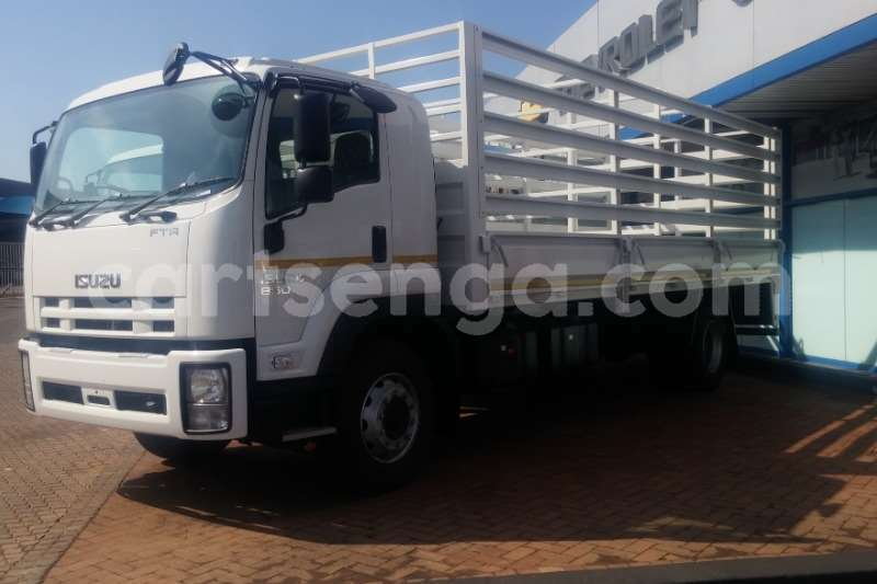 Big with watermark isuzu truck cattle body ftr 850 man cattle body 2019 id 62600595 type main