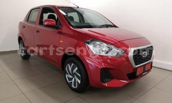 Buy Used Datsun GO Red Car in Manzini in Manzini