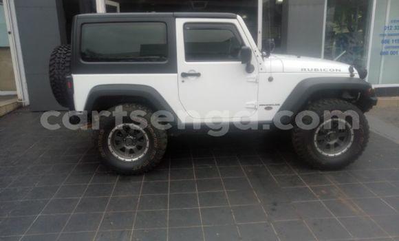 Buy Used Jeep Wrangler White Car in Bhunya in Manzini