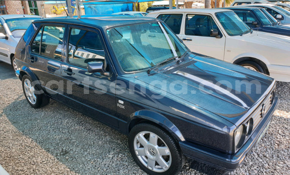 Buy Used Volkswagen Golf Other Car in Big Bend in Lubombo