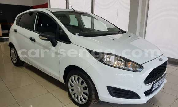 Buy Used Ford Fiesta White Car in Big Bend in Lubombo
