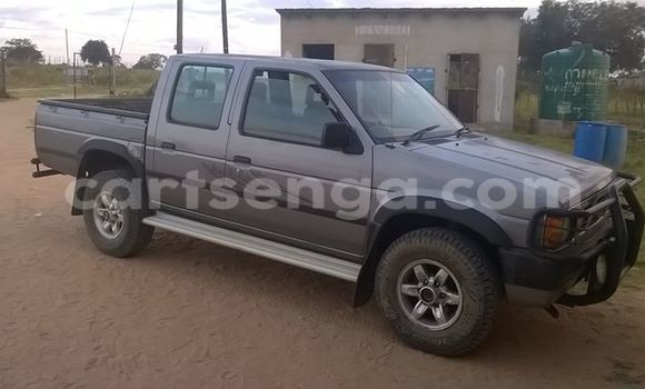 Buy Nissan Hardbody Black Car in Manzini in Swaziland