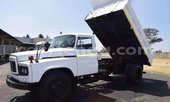Buy Used Toyota DA White Truck in Big Bend in Lubombo