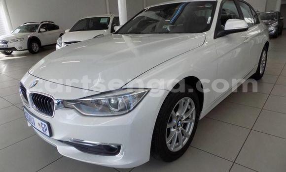 Buy Used BMW 3–Series White Car in Manzini in Manzini