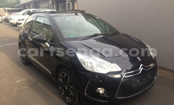 Buy Used Citroen DS3 Black Car in Manzini in Manzini
