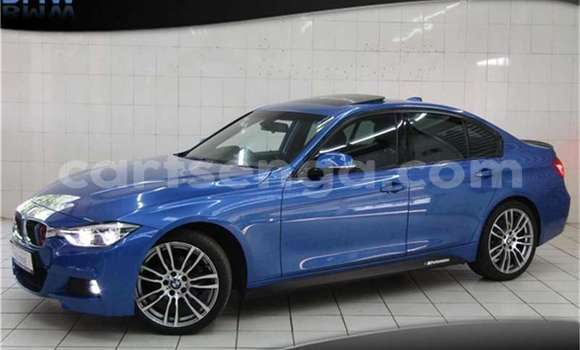 Buy Used BMW 3–Series Blue Car in Big Bend in Lubombo
