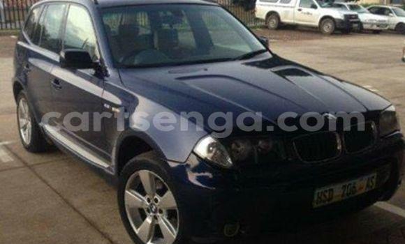 Buy BMW X5 Black Car in Manzini in Swaziland
