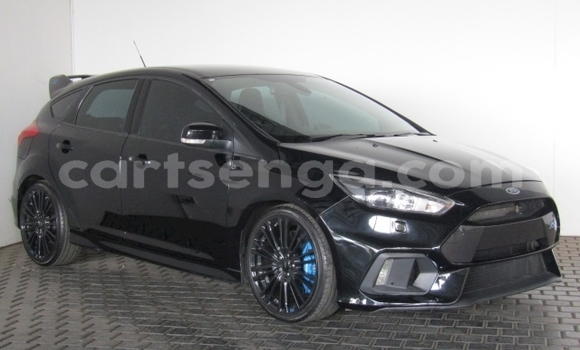 Buy Used Ford Focus RS Black Car in Manzini in Manzini