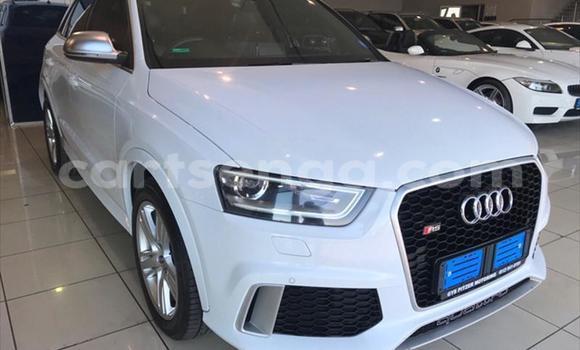 Buy Used Audi Q5 White Car in Big Bend in Lubombo