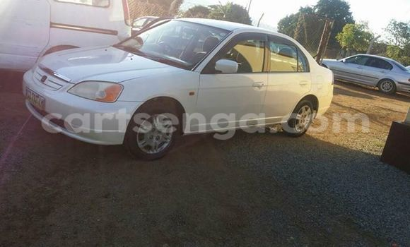 Buy Honda Civic White Car in Manzini in Swaziland