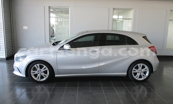 Buy Used Mercedes‒Benz A–Class Silver Car in Manzini in Manzini