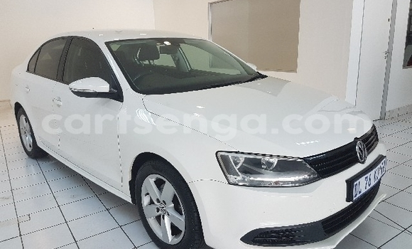 Buy Used Volkswagen Jetta White Car in Ezulwini in Hhohho