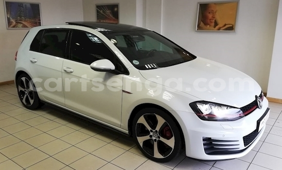 Buy Used Volkswagen Golf GTI White Car in Ezulwini in Hhohho