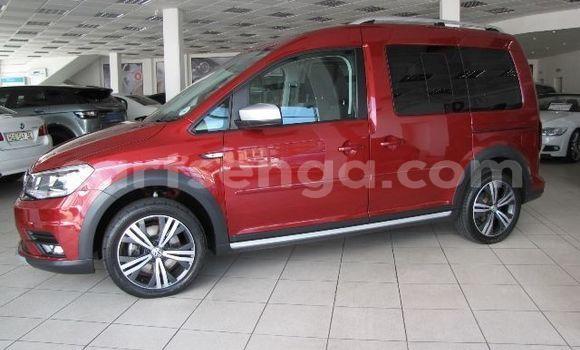 Acheter Occasion Voiture Volkswagen Caddy Rouge à Ezulwini, Hhohho