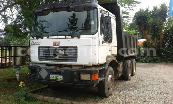 Buy Used Man Silent White Truck in Manzini in Swaziland