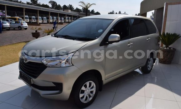 Buy Used Toyota Avanza Silver Car in Big Bend in Lubombo