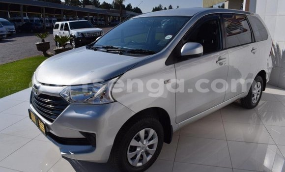 Buy Used Toyota Avanza Silver Car in Big Bend in Lubombo