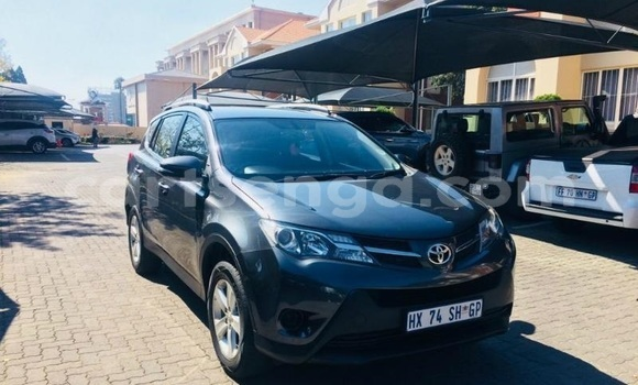 Buy Used Toyota RAV4 Silver Car in Mbabane in Manzini