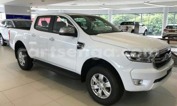 Buy Used Ford Ranger White Car in Mbabane in Manzini