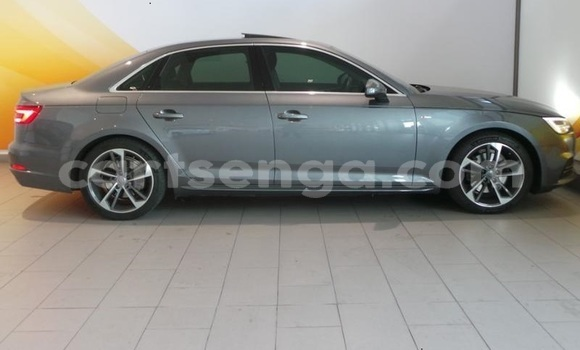 Buy Used Audi A4 Silver Car in Mbabane in Manzini